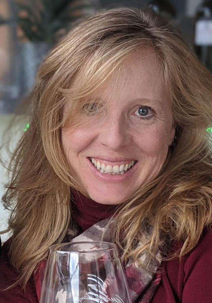 Jennifer Burke. Digital Wine Professional